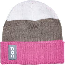 POC Stripe Hoofdbedekking roze/bont